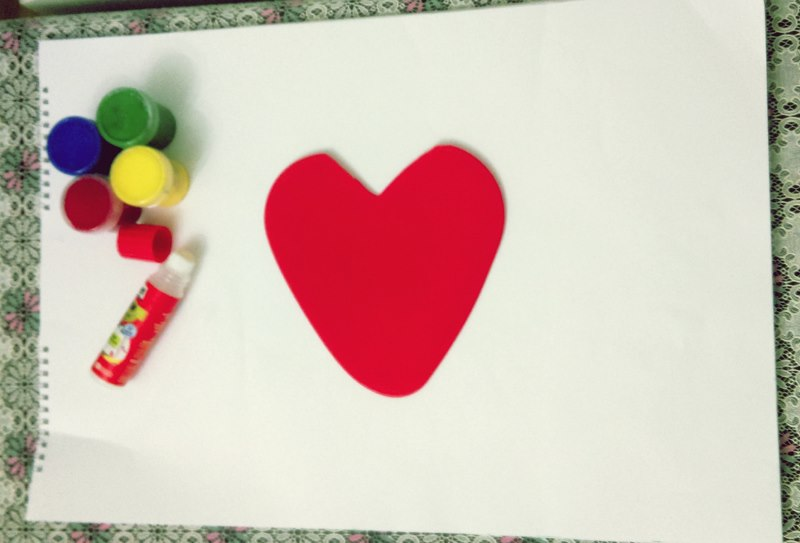 kalp süner baskı