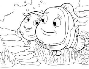 Nemo-Coloring-Page (Kopyala)