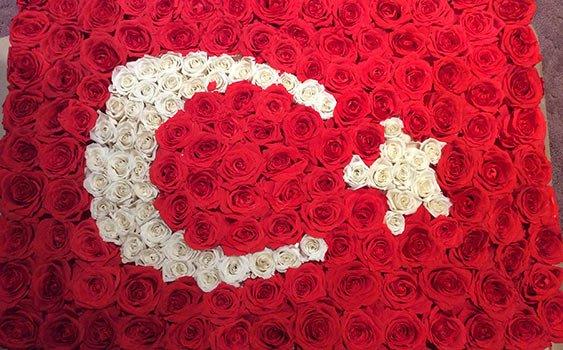 Photo of Türk Bayrağı Etkinlikleri