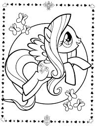 My Little Pony Boyama Sayfalar En G zel Boyamalar