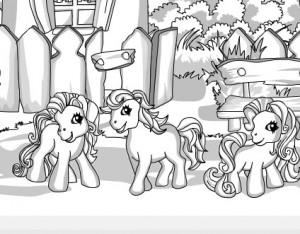 pony-kolay-boyama