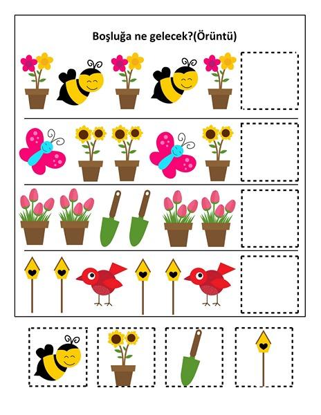 Photo of İlkbahar Temalı Etkinlik Sayfaları