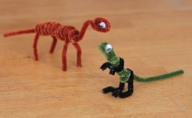 şönilden_dinozorlar