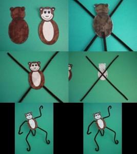 şönilden_maymun_yapımı