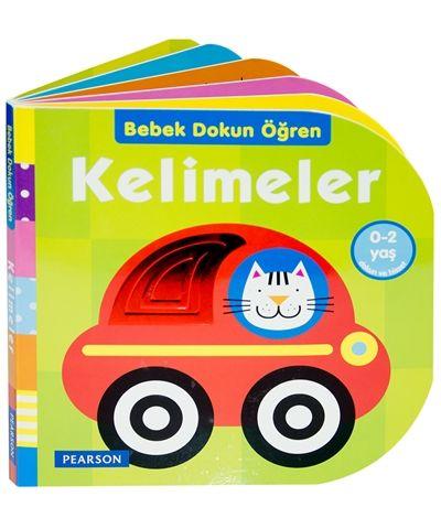 Photo of Bebek Dokun Öğren Küçük Boy Serisi
