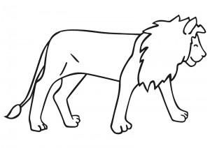 aslan_boyama