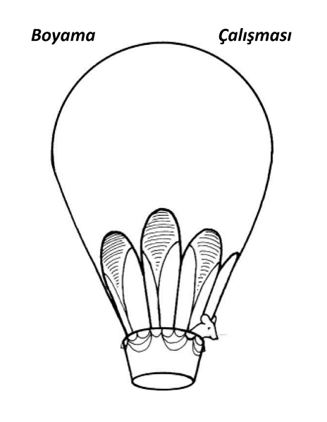 Uçan Balon Etkinlikleri Evimin Altın Topu
