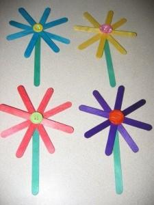 dil_çubuklarından_çiçek