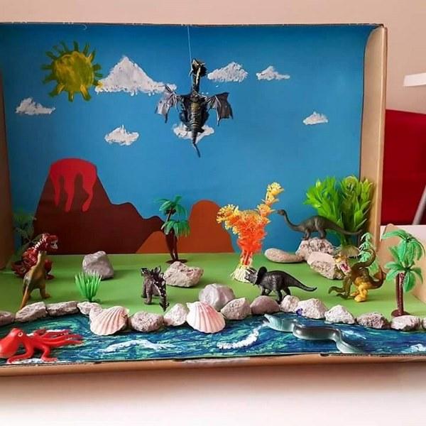 dinozor_okul_öncesi_maketi