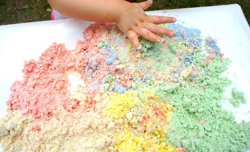Photo of Evde Ay Kumu(Moon Sand) Nasıl Yapılır?