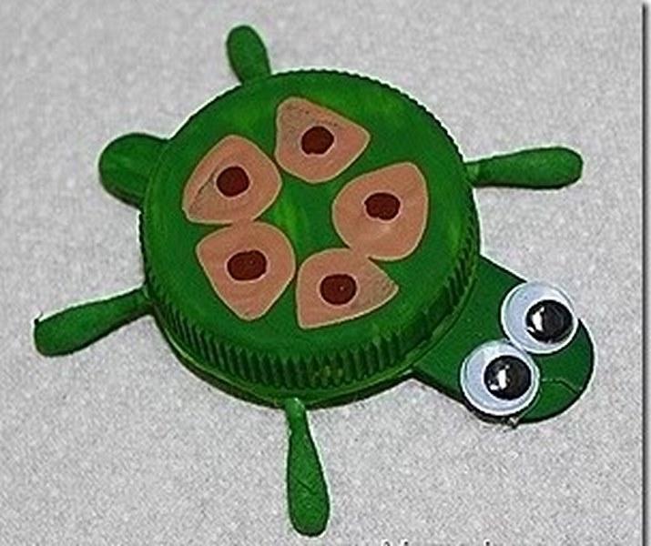 kapaktan_kaplumbağa_yapımı