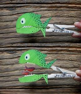 mandaldan_balık_yapımı