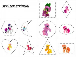 my_little_pony_şekiller