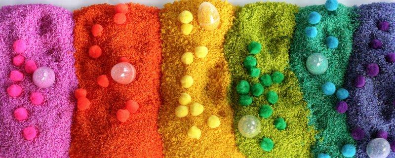 Photo of Evde Pirinçler Nasıl Renklendirilir?