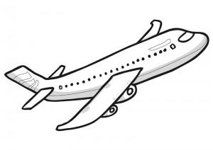 uçak_boyama_çalışması