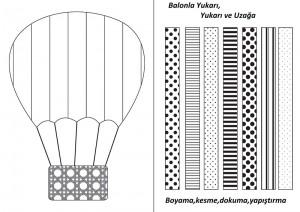 uçan_balon_desen_oluşturma