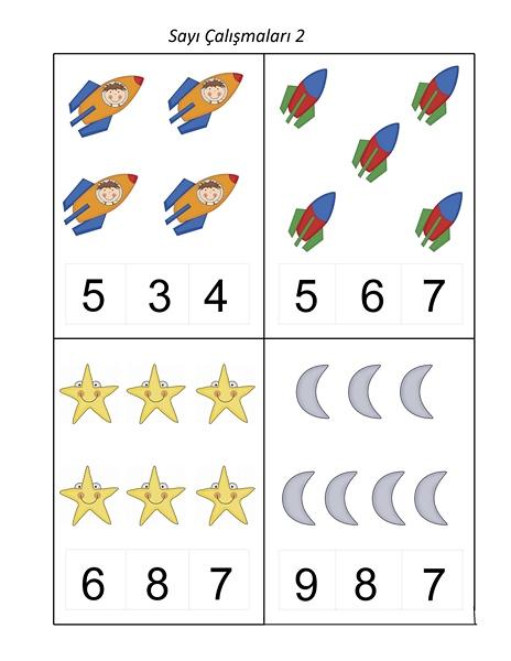 uzay_sayı_eşleştirme
