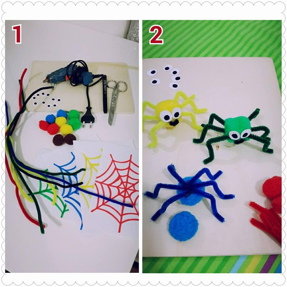 örümcek_ile_renk_etkinliği