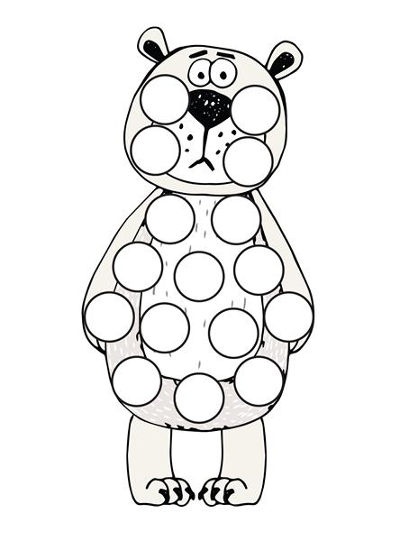 Kahverengi Ayi Calismalari Okul Oncesi Eglenceli Etkinlikler