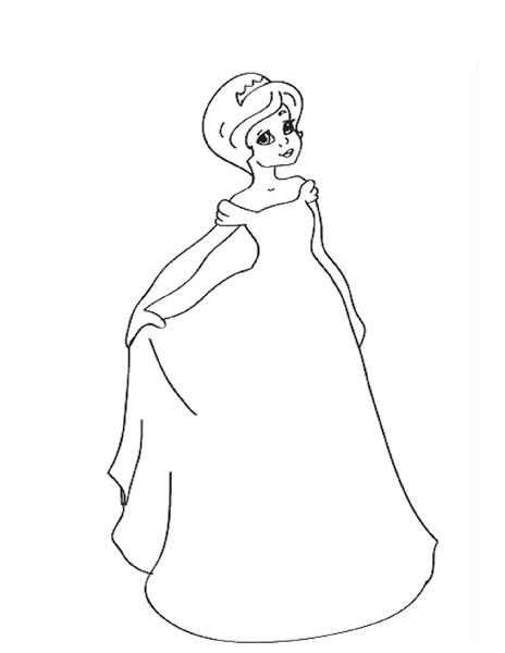 Prenses Etkinlikleri Okul Oncesi Prenses Calisma Sayfalari