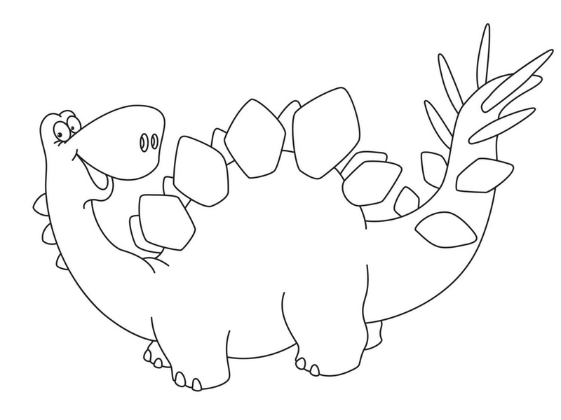 Dinozor Boyama Sayfaları En Güzel Dinozor Boyamaları Evimin Altın Topu