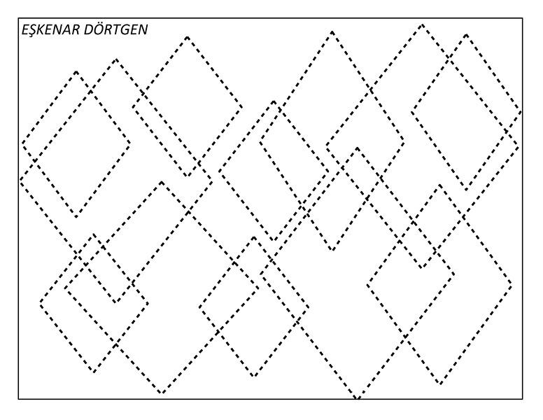 Geometrik Sekiller Etkinlikleri Okul Oncesi Sekil Ogretimi
