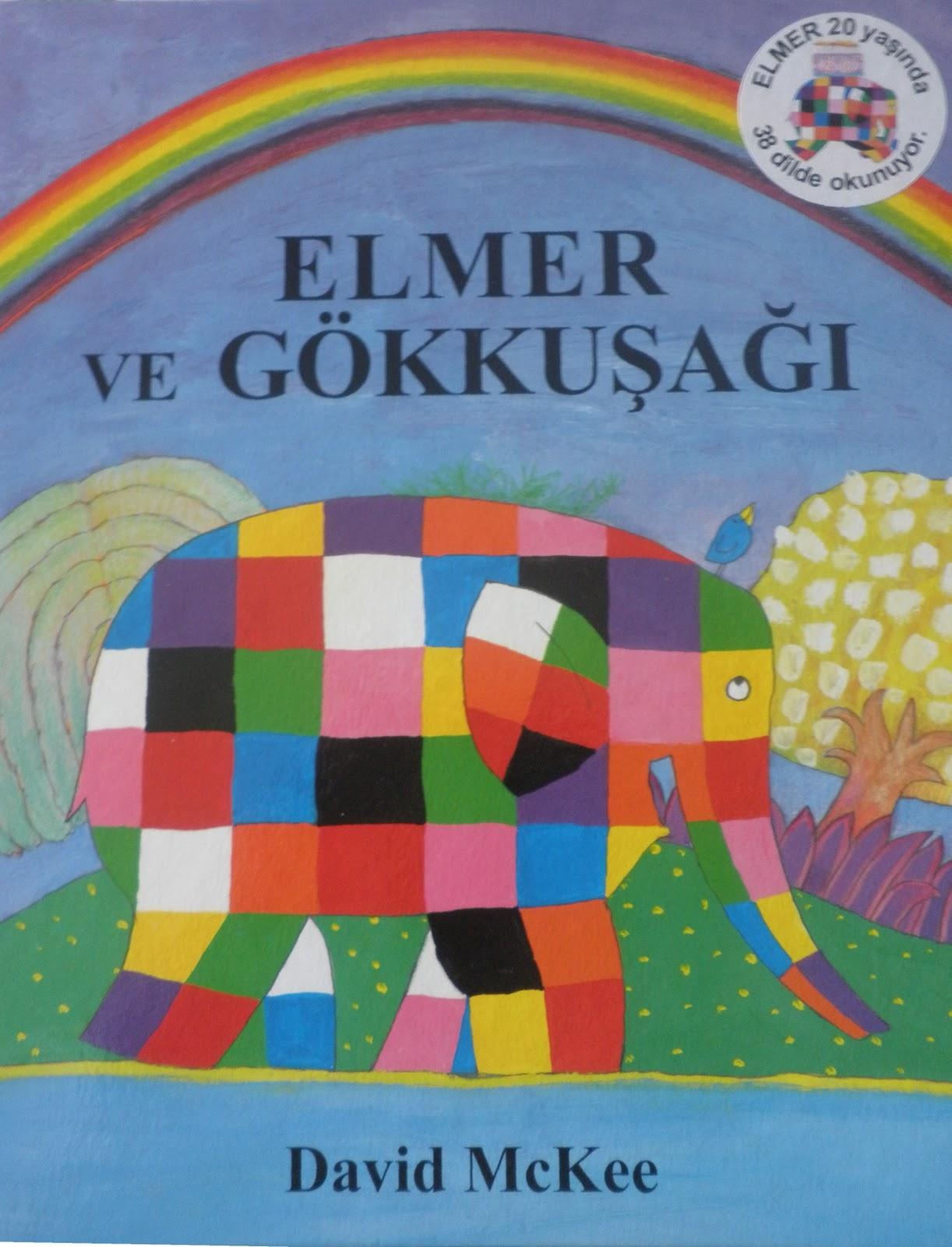 Photo of Elmer ve Gökkuşağı