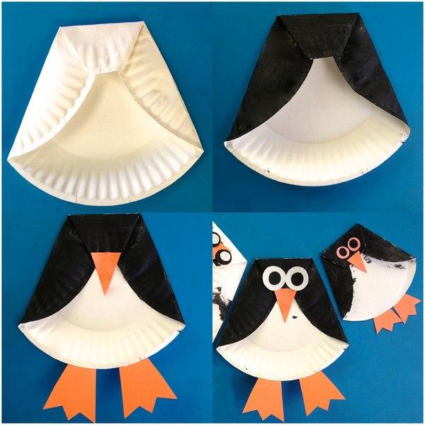 kağıt_tabaktan_penguen_yapımı