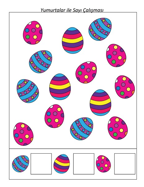 Photo of Sürpriz Yumurtalar Etkinliği