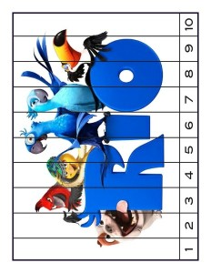 rio_animasyon_film_sayı_puzzle