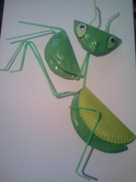 tabaktan_karınca_yapımı