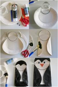 tabaktan_penguen_yapımı