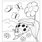 Okul öncesi Uğur Böceği Boyamaları Arşivleri Evimin Altın Topu
