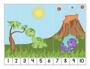 dinozor _puzzle