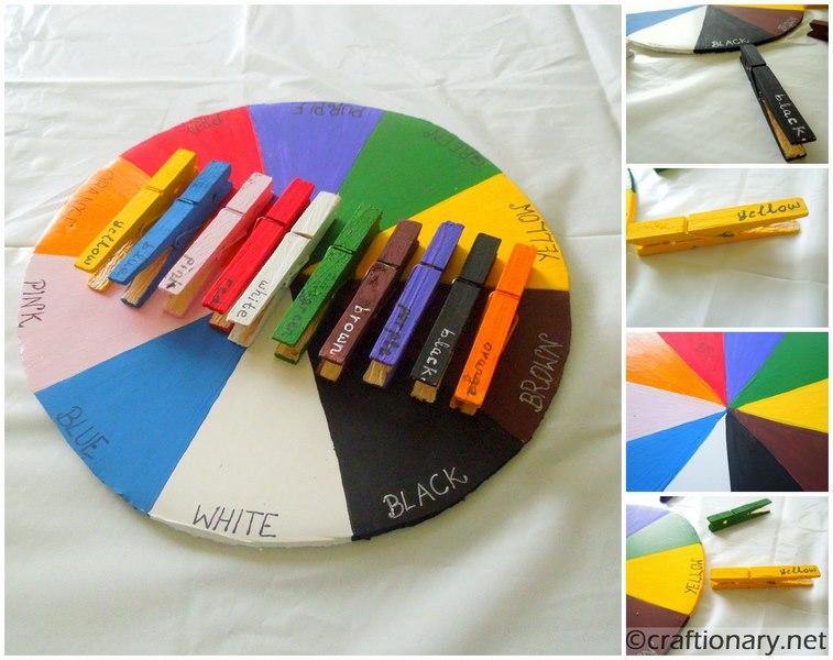 renk öğretimi