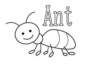 karınca_boyama
