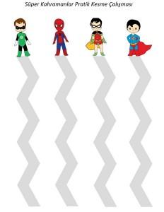 okul_öncesi_süper_kahramanlar_kesme_çalışması
