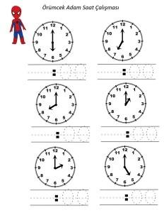 okul_öncesi_süper_kahramanlar_saat_etkinliği