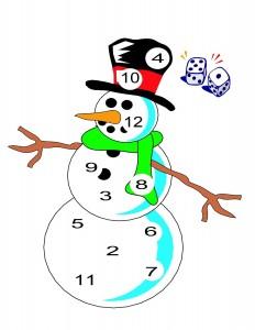 Snowman Preschool Pack - Part 1-page-008