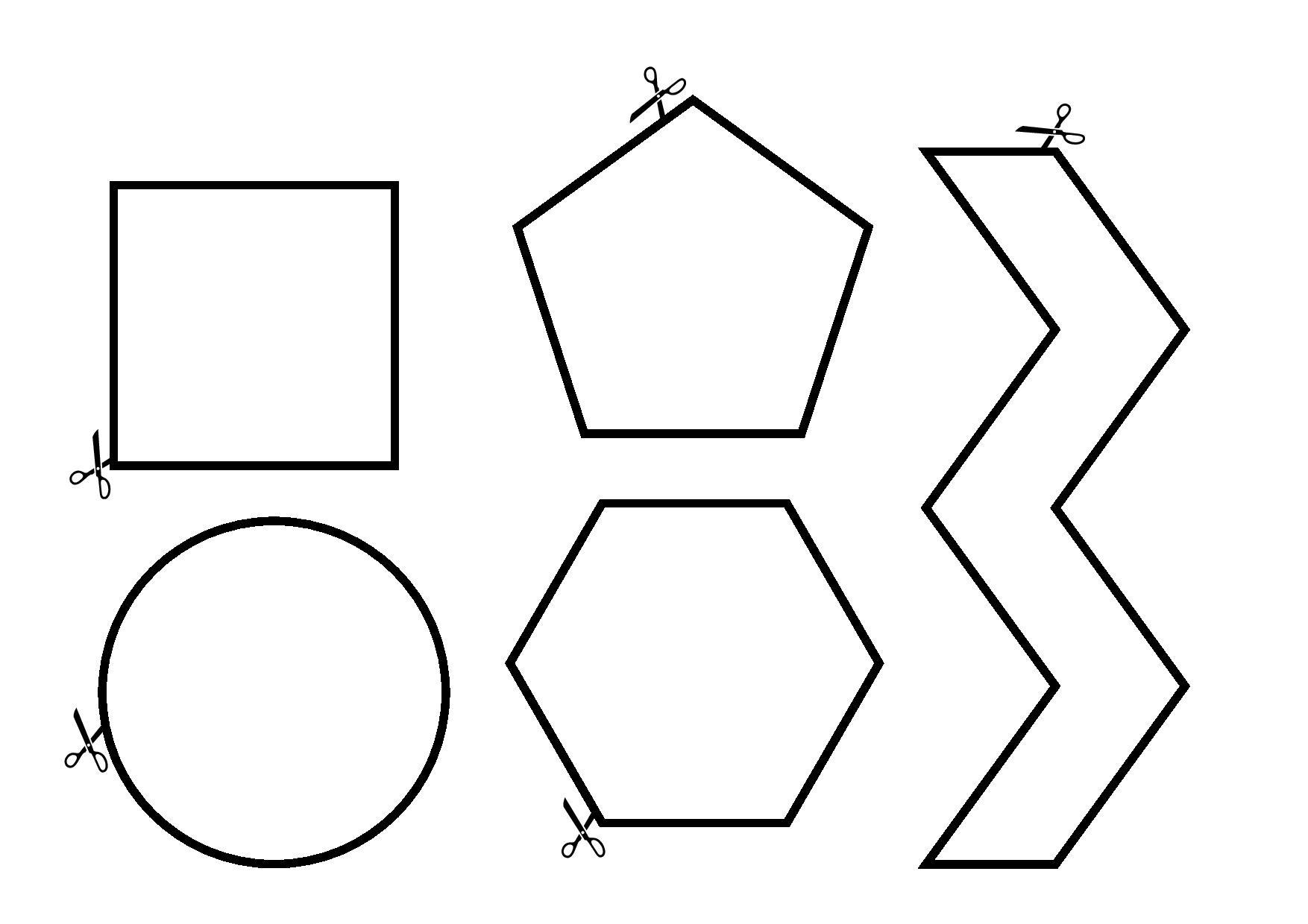 anasınıfı_geometrik_şekiller_kesme_çalışmaları _güzel
