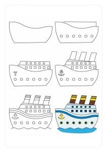 gemi_nasıl_çizilir