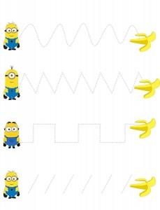 minion_çizgi_çalışmaları