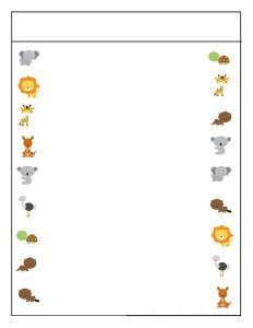 okul_öncesi_hayvanlar_eşleştirme
