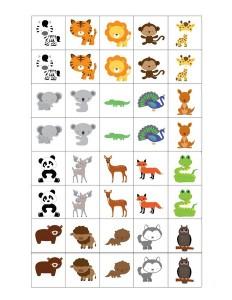 okul_öncesi_hayvanlar_kartlar