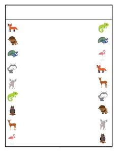 okul_öncesi_hayvanlar_resim_eşleştirme