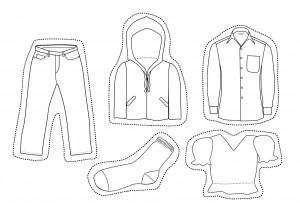 okul_öncesi_kesme_çalışmaları _kıyafetler