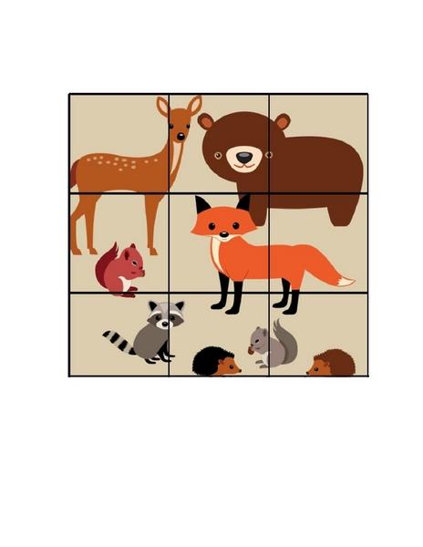 okul_öncesi_orman_hayvanları_dokuz_parça_puzzle