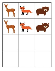 okul_öncesi_orman_hayvanları_eşleştirme