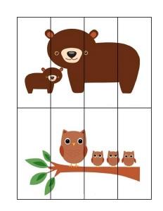 okul_öncesi_orman_hayvanları_puzzle