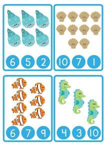 okul_öncesi_sayı_çalışmaları_deniz_hayvanları